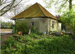 ZOMERGEM (Oost-Vlaanderen) - Molen/moulin - Rosmolen Van De Verdwenen Bekemolen - Zomergem