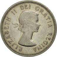 Canada, Elizabeth II, 5 Cents, 1964, Royal Canadian Mint, Ottawa, TB+, Nickel - Canada