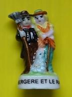 Fève - Conte - La Bergère Et Le Ramoneur - Characters
