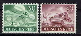 DR 1943 // Mi. 840,841 ** - Deutschland