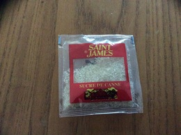 Sachet *x De Sucre «SAINT JAMES - MARTINIQUE 97 TRINITE» (sucrerie Du GALION) - Sugars