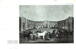 Reitschule (nach Einem Gemälde Von Johann Baptist Dallinger) / Druck, Entnommen Aus Zeitschrift /1938 - Livres, BD, Revues