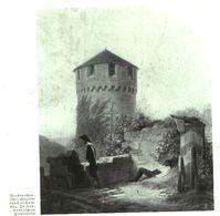 Wachtpostenidyll (nach Einem Gemälde Von Carl Spitzweg)  / Druck, Entnommen Aus Zeitschrift /1938 - Pacchi