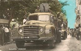 CPA-1962-ALGERIE-BLIDA-L ARMEE NATIONALE POPULAIRE Faisant Son Entrée Dans BLIDA-BE-TRES RARE - Algérie