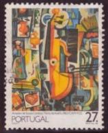 Portugal 1988 - Paintings Of The 20th Century I Grupo - 1910-... République