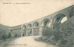 BE ROANNE COO / Le Pont Du Chemin De Fer / - Belgique