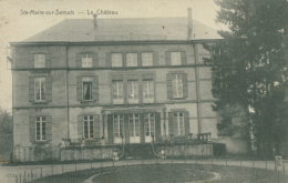 BE SAINTE MARIE SUR SEMOIS / Le Château / - Belgique