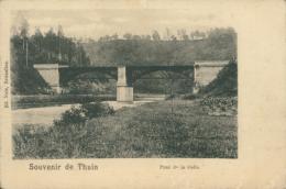 BE THUIN / Pont De La Celle / - Thuin