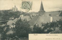 BE THUIN / VUE PRISE DE LA RAMPE / - Thuin