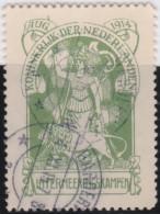 Nederland     .     NVPH    .    IN 1    .    O    .     Gebruikt   .    /    .     Cancelled - Periode 1891-1948 (Wilhelmina)