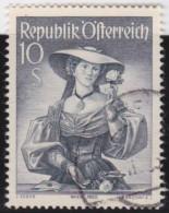 Oostenrijk    .    Yvert      .     754A       .    O    .     Gebruikt   .    /    .     Cancelled - 1945-.... 2de Republiek