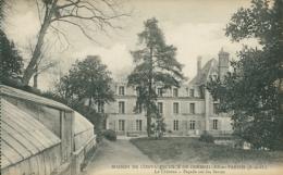 95 CORMEILLES EN PARISIS / Maison De Convalescence - Le Château / - Cormeilles En Parisis