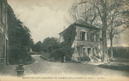 95 CORMEILLES EN PARISIS / Maison De Convalescence - Le Parc / - Cormeilles En Parisis