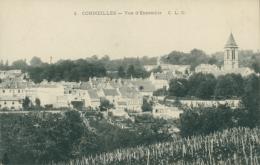 95 CORMEILLES EN PARISIS / Vue D'ensemble / - Cormeilles En Parisis