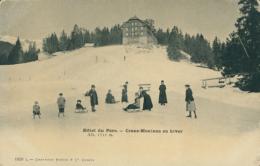 CH CRANS MONTANA /  Hôtel Du Parc / - VS Valais