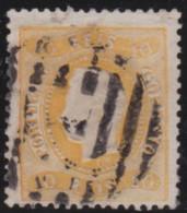 Portugal     .   Yvert     .    27     .    O    .     Gebruikt   .    /    .     Cancelled - 1855-1858: D.Pedro V