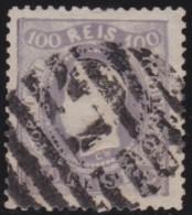 Portugal     .   Yvert     .    32     .    O    .     Gebruikt   .    /    .     Cancelled - 1855-1858: D.Pedro V