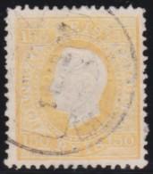 Portugal     .   Yvert     .    47A     .    O    .     Gebruikt   .    /    .     Cancelled - 1892-1898: D.Carlos I