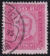 Portugal     .   Yvert     .    75    .    O    .     Gebruikt   .    /    .     Cancelled - 1910: D.Manuel II