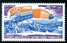 Y45 TAAF 1980 154 Antarctic Transport - Other Means Of Transport