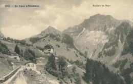 CH CAUX /  Rocher De Naye / - VD Vaud