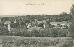 89 SAINTS /  Vue Générale / - Autres Communes