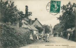 89 SOMMECAISE  /Rue Du 4 Septembre / - Autres Communes