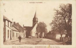 89 SOMMECAISE / Place De L'église / - Autres Communes