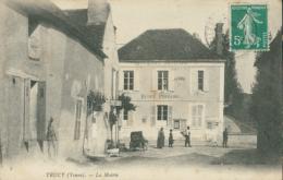 89 TRUCY SUR YONNE / La Mairie / - Autres Communes