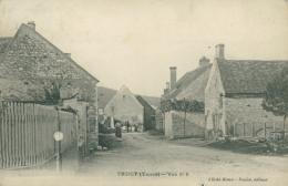 89 TRUCY SUR YONNE / Vue N°6 / - Autres Communes