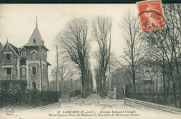 92 GARCHES / Avenue Edouard Detaille / - Garches