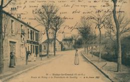 93 NOISY LE GRAND / Route De Noisy à La Fourchette De Neuilly / - Noisy Le Grand