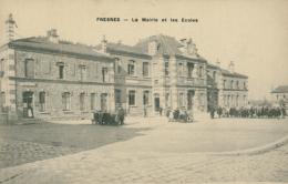 94 FRESNES / La Mairie Et Les Ecoles / - Fresnes