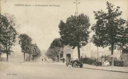 94 FRESNES / Le Rond Point Des Prisons / - Fresnes