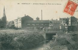 94 GENTILLY / Avenue Raspail Et Le Pont De Bièvre/ - Gentilly
