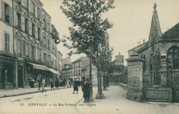94 GENTILLY / La Rue Frileuse / - Gentilly