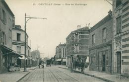 94 GENTILLY / Rue De Montrouge / - Gentilly