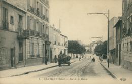 94 GENTILLY / Rue De La Mairie / - Gentilly