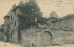 94 GENTILLY / Vieux Manoir à L'Angle Des Rues Du Paroy Et Des Noyers / - Gentilly