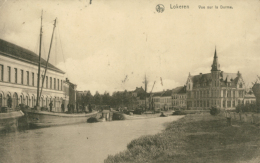 BE LOKEREN / Vue Sur La Durme / - Lokeren
