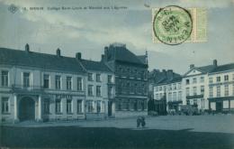 BE MENIN / Collège Saint Louis Et Marché Aux Légumes / - Belgique