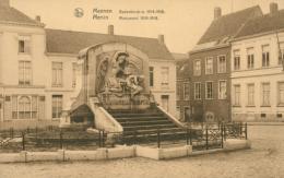 BE MENIN / Monument  1914 - 1918 / - Belgique