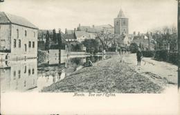 BE MENIN / Vue Sur L'Eglise / - Belgique