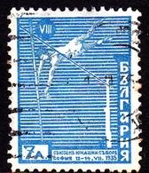 Bulgaria SG 360 1935 8th Gymnastic Tournament, 7l Blue, Used - 1909-45 Royaume