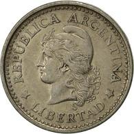 Argentine, 20 Centavos, 1957, TB+, Nickel Clad Steel, KM:55 - Argentine