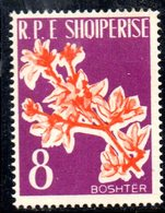 254 - 490 - ALBANIA 1961 ,   Yvert N. 556  ***  MNH - Albania