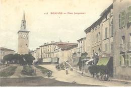 Romans - Place Jacquemart - Romans Sur Isere