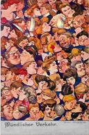 CPA PEOSER Tony Surréalisme Non Circulé WIEN Vienne BKWI 573-1 - Other Illustrators
