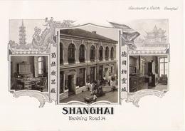 SHANGAI  Belles Planches De 1914 De L' Entreprise Schuchardt Et Schütte Nanking Road 34 - Ohne Zuordnung