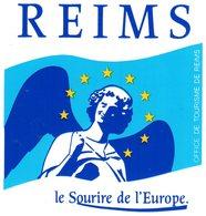 REIMS LE SOURIRE DE L'EUROPE - Jockey - Menores